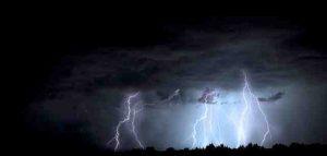 phobie des orages